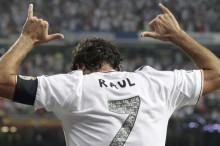 Se retira Raúl González, resumimos la carrera del 7 en siete capítulos