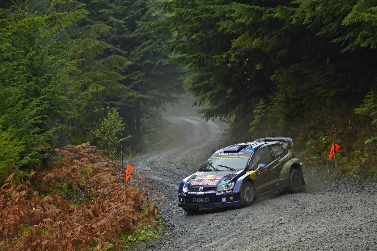 Rally de Gales 2015: Sébastien Ogier consigue el triunfo, Dani Sordo 4º