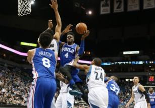 NBA: los Sixers, los más malos de siempre