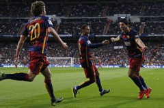 Liga Española 2015-2016 1ª División: resultados y clasificación de la Jornada 12