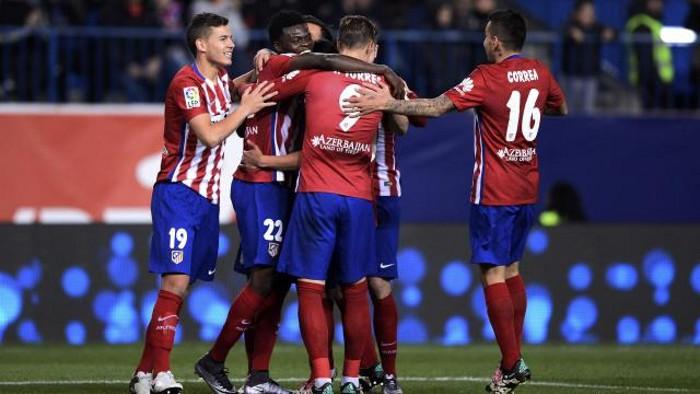 El Atlético de Madrid estará en octavos de final de la Copa del Rey