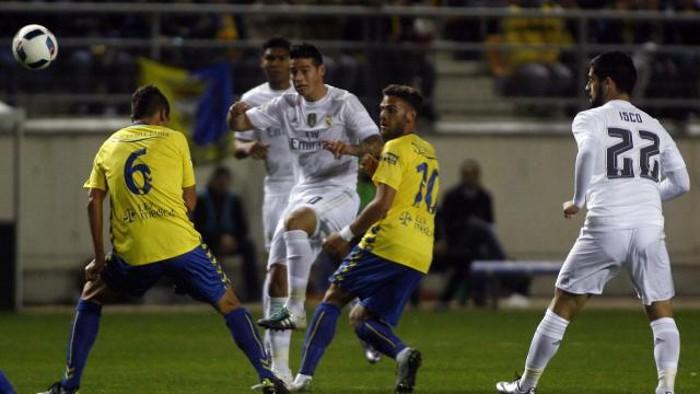 El Real Madrid ganó 1-3 en Cádiz