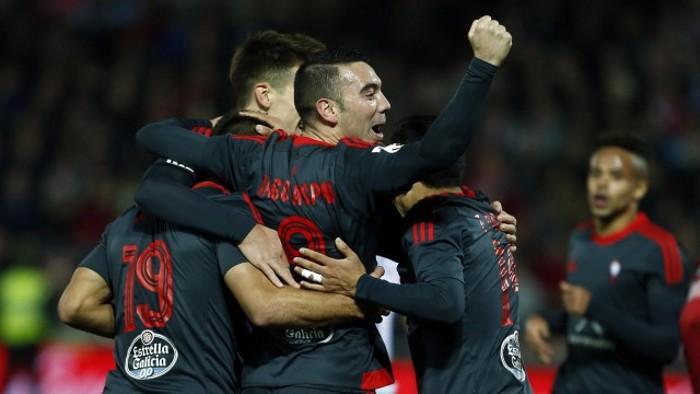El Celta de Vigo sigue defendiendo la cuarta plaza