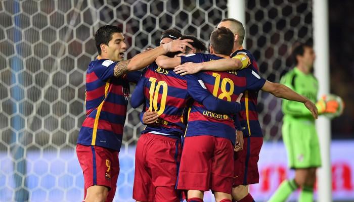 El Barcelona conquistó su tercer Mundial de Clubes