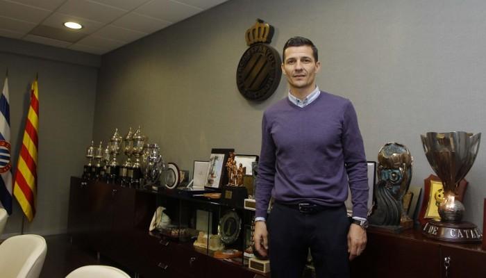 Galca va a ser el entrenador del Espanyol hasta final de temporada