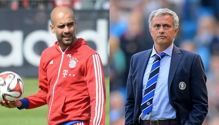 Guardiola y Mourinho, en busca de equipo