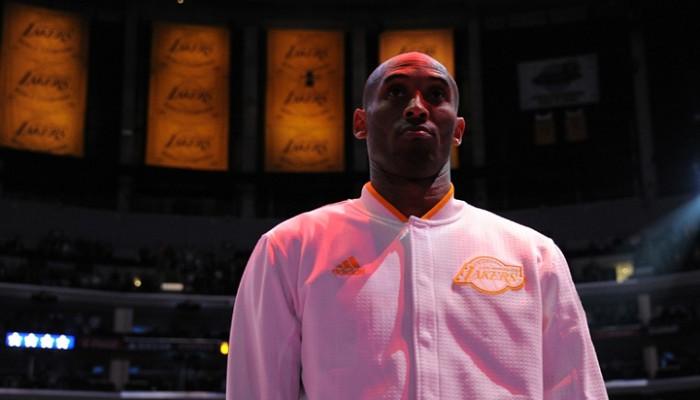 Kobe Bryant anunció que se retirará al término de esta temporada