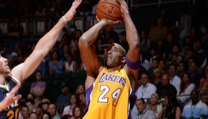Kobe Bryant lidera el recuento de votos del All Star