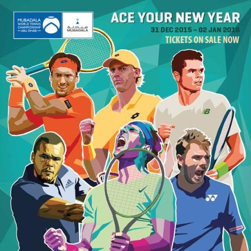 Mubadala Tennis Abu Dhabi