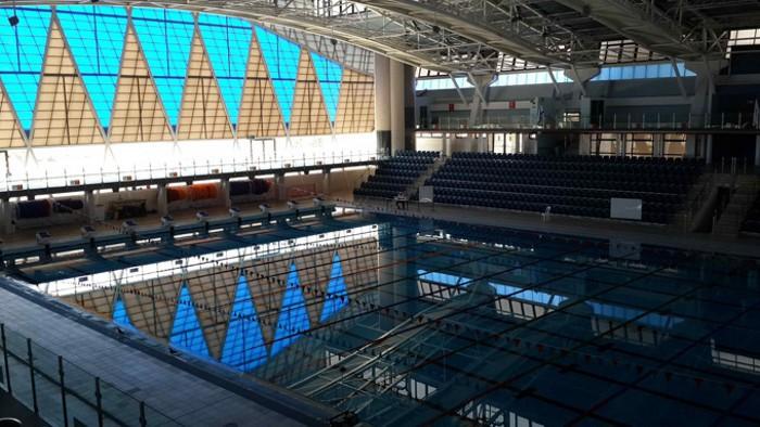Israel acoge los Europeos de natación en piscina corta de 2015