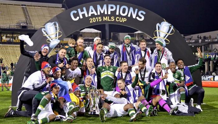 Portland Timbers ganan por primera vez la MLS