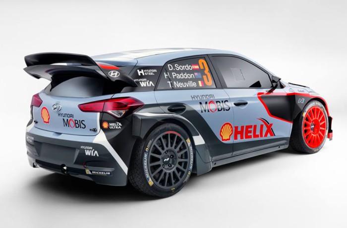 Presentacion Hyundai i20 WRC 2016 - 4