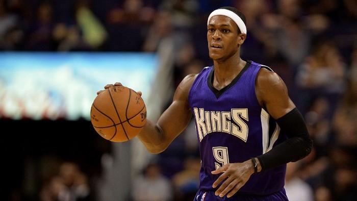 Rondo con los Kings ha vuelto a ser el jugador que fue en Boston en sus buenos años