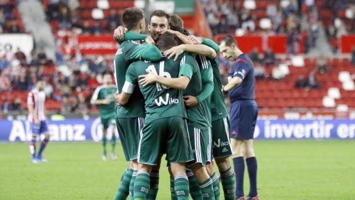 El Betis estará en octavos de la Copa del Rey
