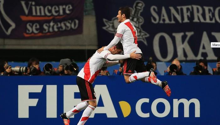 River Plate ganó a Hiroshima con gol de Alario