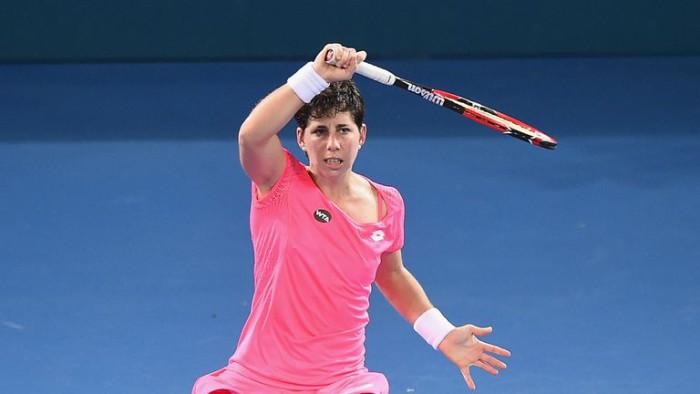 Carla Suarez a semifinales en Brisbane