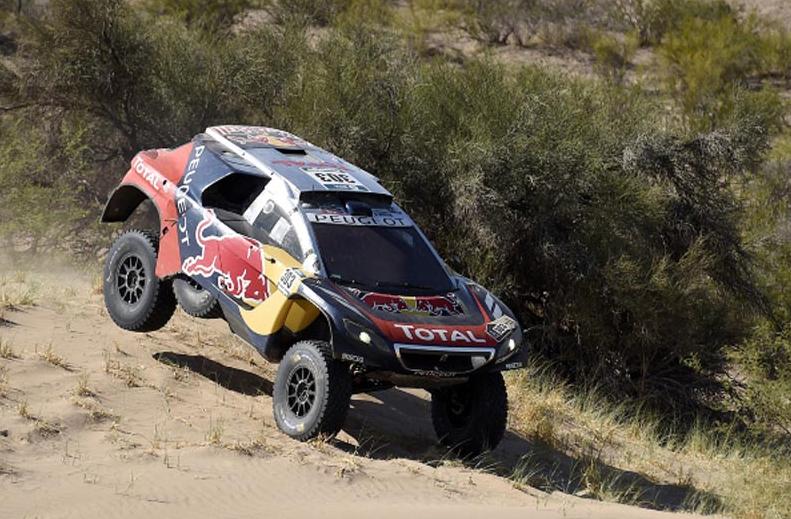 Dakar 2016: victorias de Peterhansel y Svitko, Carlos Sainz sin opciones
