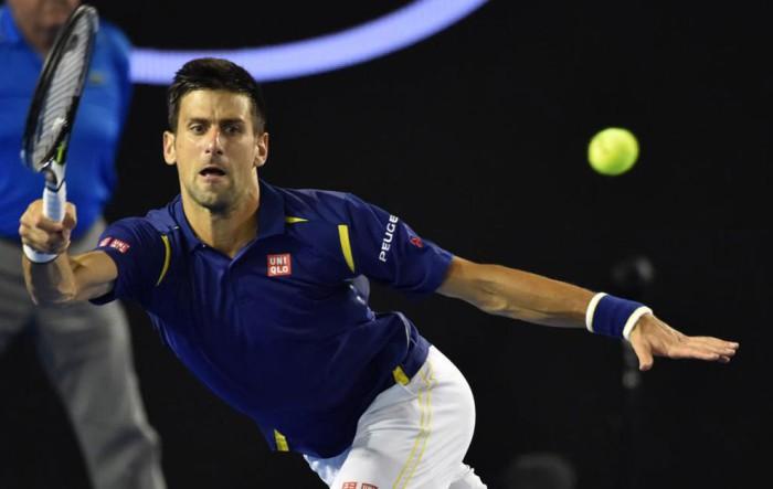 Djokovic a la final de Australia