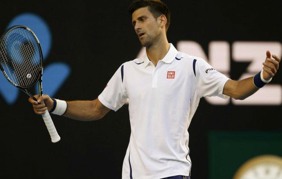 Open de Australia 2016: Djokovic con suspenso avanza a cuartos, Bautista Agut cae en cinco sets con Berdych