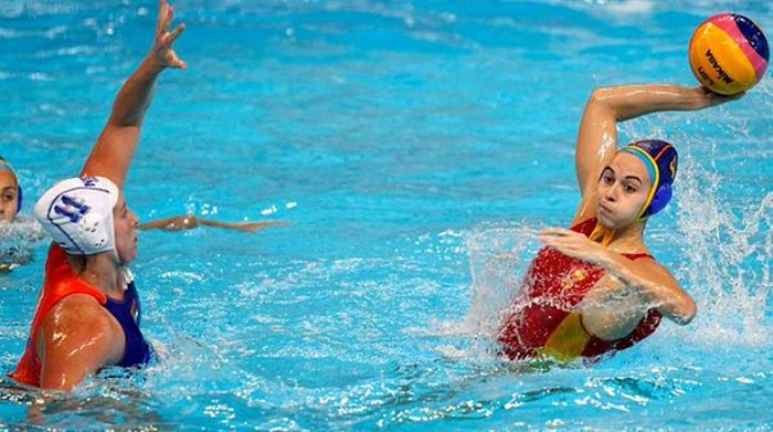 Europeos Waterpolo 2016: las chicas caen ante Holanda y tendrán que luchar por el bronce