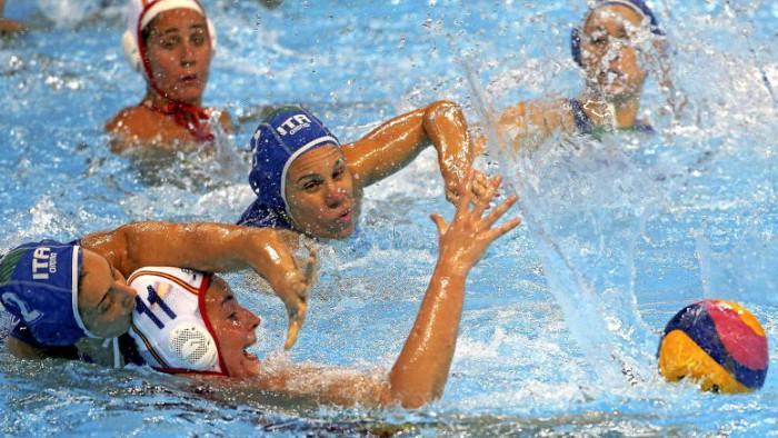 España perdió ante Italia en la lucha por el bronce