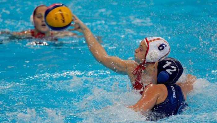 Europeos Waterpolo 2016: las chicas jugarán en cuartos contra Rusia, los chicos se quedan al perder contra Grecia