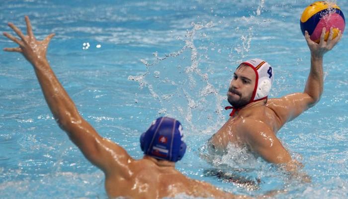 Europeos Waterpolo 2016: la selección española masculina jugará en octavos contra Malta