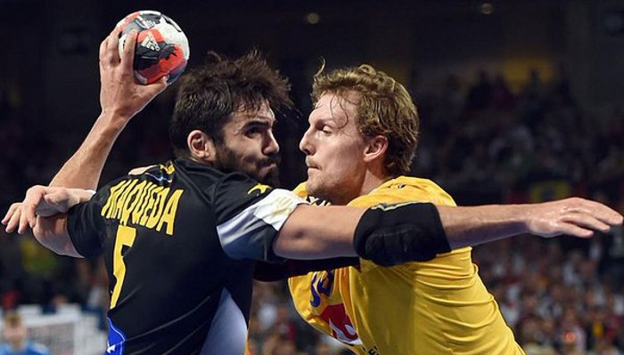 España superó a Suecia por dos goles de ventaja