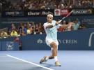 ATP Brisbane 2016: Federer a cuartos, Carla Suárez semifinalista