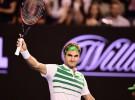 Open de Australia 2016: Federer, Serena Williams y Sharapova a octavos, García-López eliminado