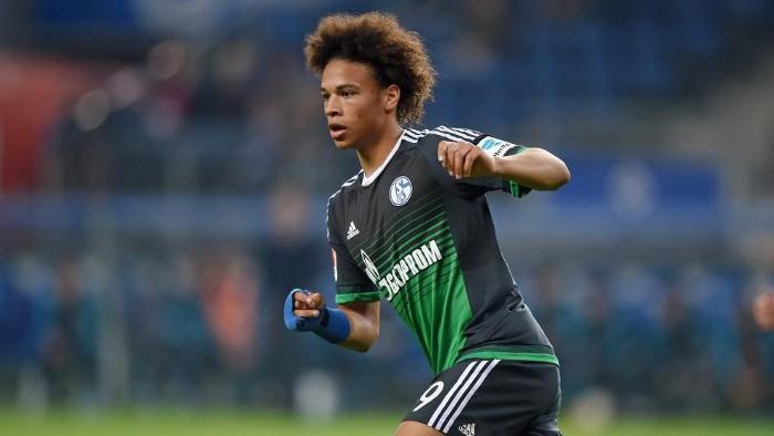 Sané es la joven estrella del Schalke 04