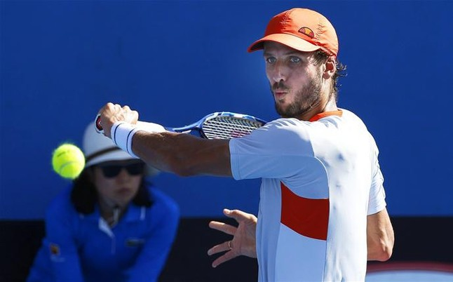Lopez a tercera ronda en Australia