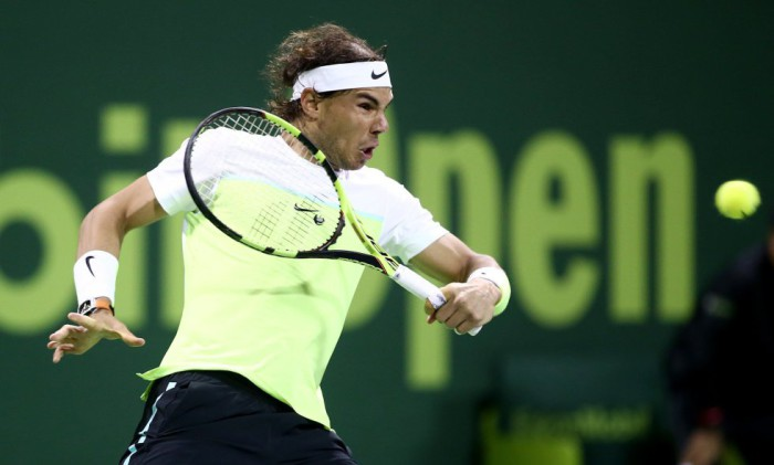 Nadal a semifinales en Doha
