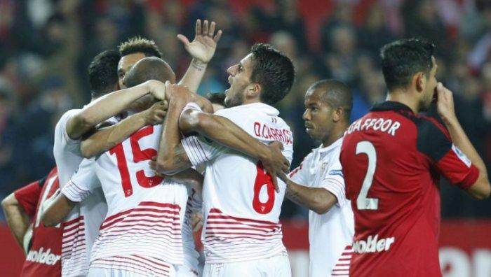 El Sevilla se acerca a las semifinales de Copa del Rey