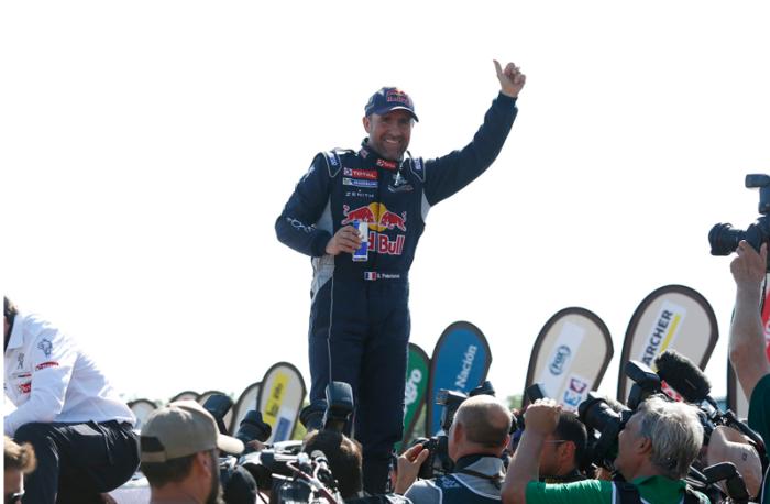 Stephane Peterhansel gana su duodecimo Dakar