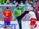 Europeo de balonmano 2016: primera derrota de España ante Dinamarca