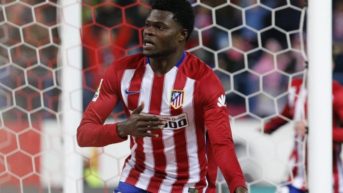 Un gol de Thomas dio la victoria al Atlético ante el Levante