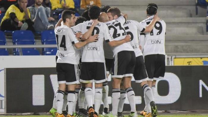 El Valencia se mete en semifinales de Copa del Rey