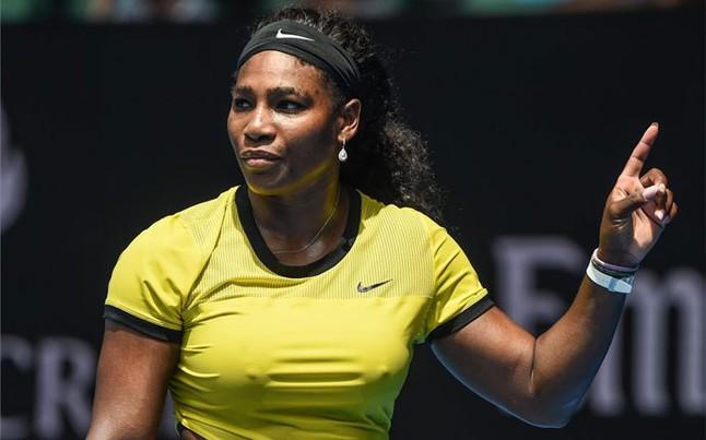 Williams vapulea a Sharapova en Australia