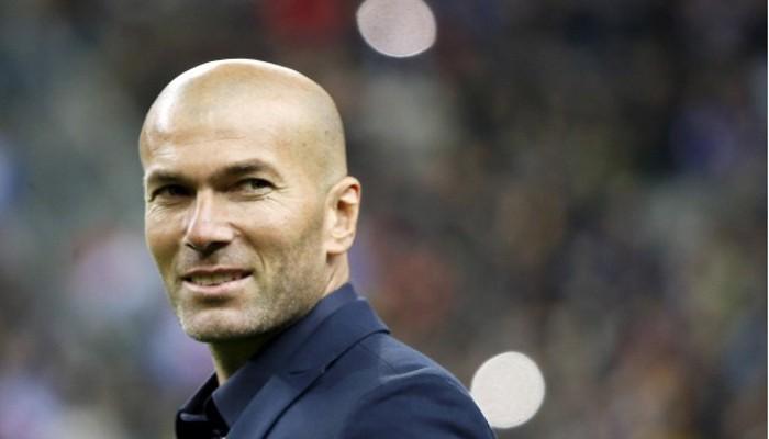 Zidane será el entrenador del Real Madrid