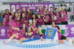 Conquero Huelva gana por primera vez la Copa de la Reina de baloncesto