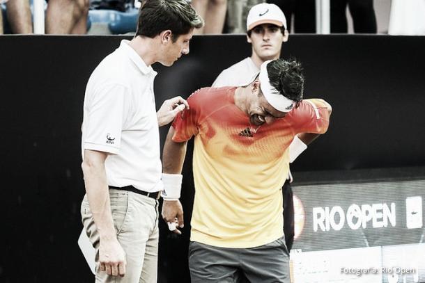 ATP 500 Rio de Janeiro 2016: Daniel Gimeno y Thiem a cuartos, Tsonga eliminado