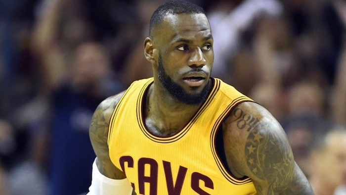 LeBron está considerado como el mejor alero de la historia de la NBA
