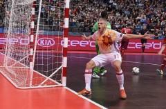 Europeo Fútbol Sala 2016: España a semifinales tras ganar a Portugal