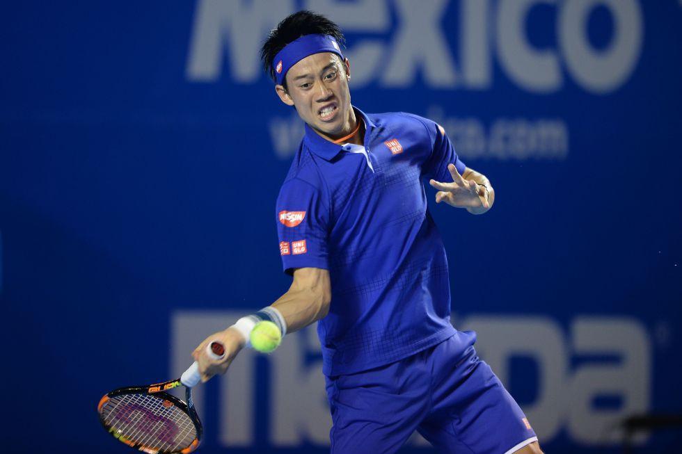 ATP Acapulco 2016: Nishikori a segunda ronda; ATP Sao Paulo 2016: Tres españoles a segunda ronda