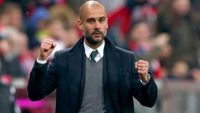 Pep Guardiola será entrenador del City para las tres próximas temporadas