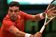 Bautista Agut campeón en ATP de Sofia y Gasquet en ATP de Montpellier
