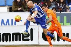 Liga Española 2015-2016 2ª División: resultados y clasificación de la Jornada 24