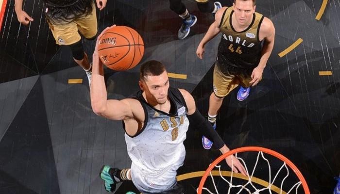 NBA All Star 2016: el equipo de Estados Unidos se toma revancha con LaVine como MVP