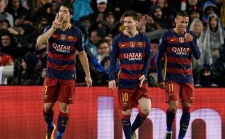Con la renovación de Messi, el Barça se asegura el tridente hasta 2021